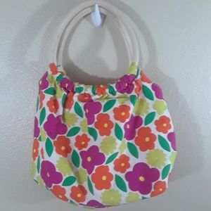 Vintage Colorful bag pocketbook pouch tote